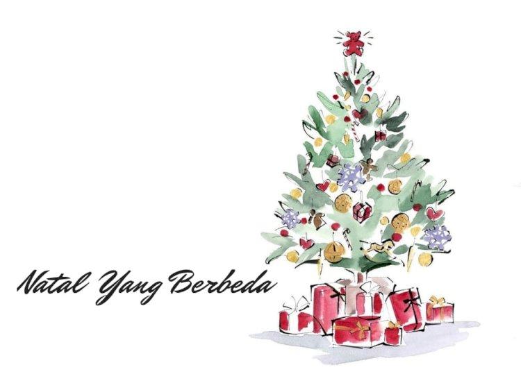 Natal yang Berbeda