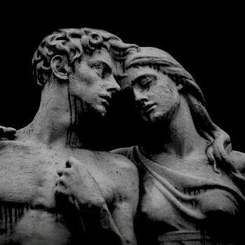 Sebuah seni elok dari Eros untuk Selene dan Endymion