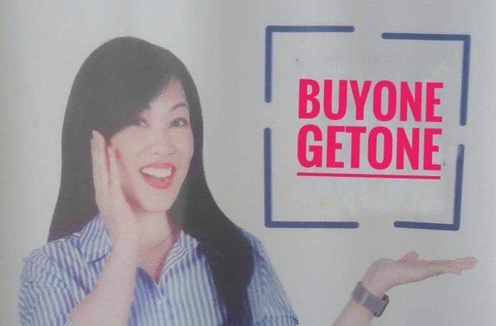 BUYONE GETONE