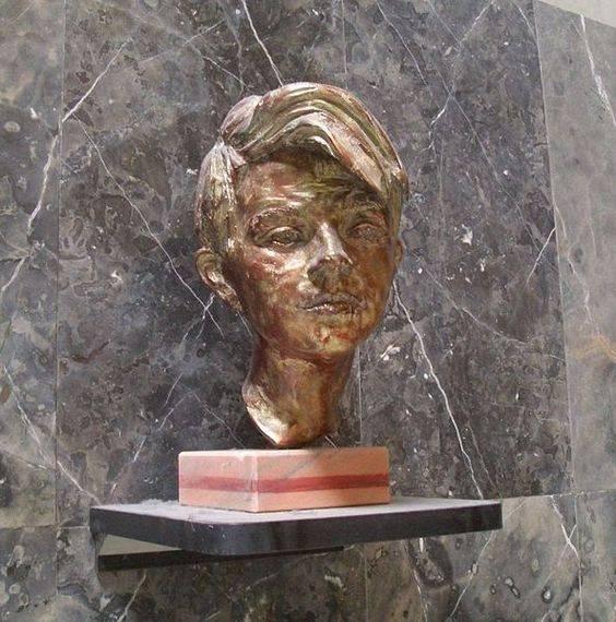 Patung Sophie Scholl