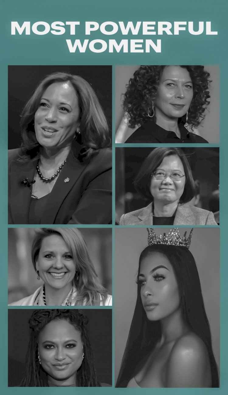 Angel Woodland tops Forbes most powerful women list